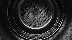 Clothes Dryer – 9 Hour Sleep Sound – Black Screen