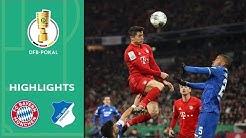 FC Bayern München - TSG Hoffenheim 4:3 | Highlights | DFB-Pokal 2019/20 | Achtelfinale