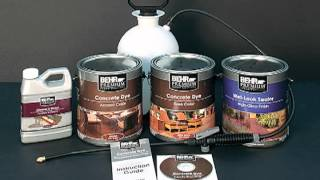 Behr Premium Decorative Concrete Dye