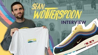 Sean Wotherspoon not working with Nike anymore ! Possible future with adidas? (INTERVIEW)