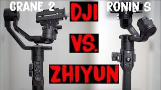 This is the ULTIMATE Gimbal! - Crane 2 Vs. Ronin S COMPARISON! - WATCH NOW!!!