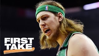 """Draymond Green Says Kelly Olynyk Is A """"Dirty Player"""" 