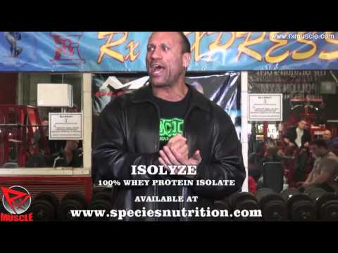 Dave Palumbo Seminar Series: Part 4- Carbohydrates & Post-Workout Nutrition!