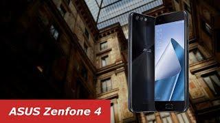 ASUS Zenfone 4 pierwsze wrażenia