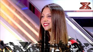 She's from Argentina, studies in London and is ready to rock Spain | Never seen | The X Factor 2018