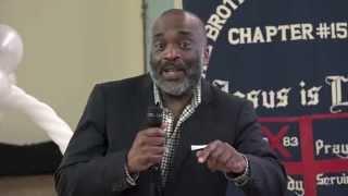 Prostate Health: Dr. Rupert Thompson :Brotherhood of St Andrew, St.Joseph.QV