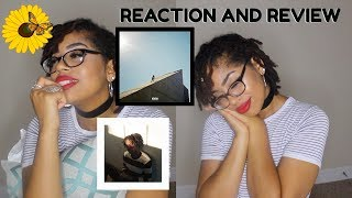 "DANIEL CAESAR ""FREUDIAN"" ALBUM REACTION/REVIEW 