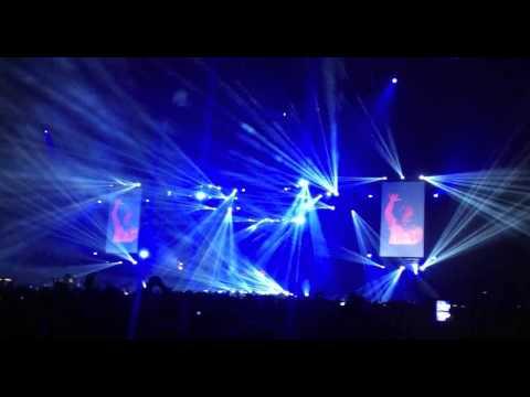 Avicii @ True Tour, Tele2 Arena Stockholm, Sweden 2014-03-01
