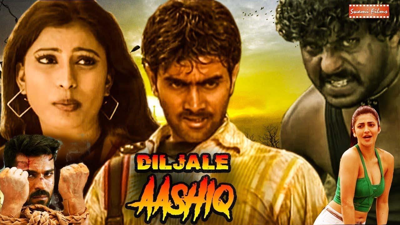 DILJALE AASHIQ | South Dubbed Romantic Action Movie | Part 3