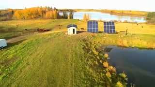 Off Grid Solar System l Installed by Sunfind Solar Products