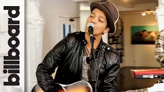 "Bruno Mars - ""The Lazy Song"" (Studio Session) LIVE!!!!"