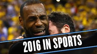 2016: The year in sports | Nuff Said