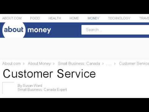 Define Excellent Customer Service - YouTube