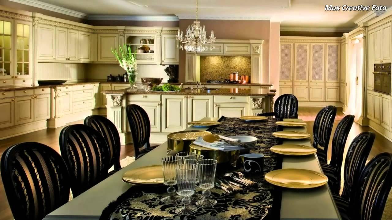 Самые красивые интерьеры кухни