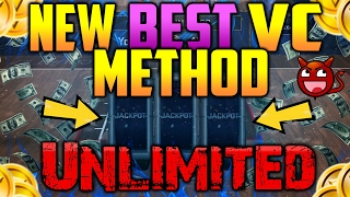 NBA 2K17 *NEW* FASTEST UNLIMITED VC METHOD!! BEST VC GLITCH METHOD? EASY! AFTER PATCH 10!