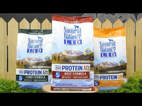 Natural Balance LID High Protein Dog Food | Chewy