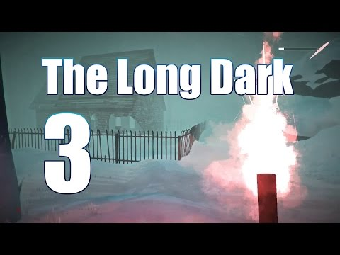 The Long Dark - Ep. 3 - Shipwrecks, Storms & Salvation!