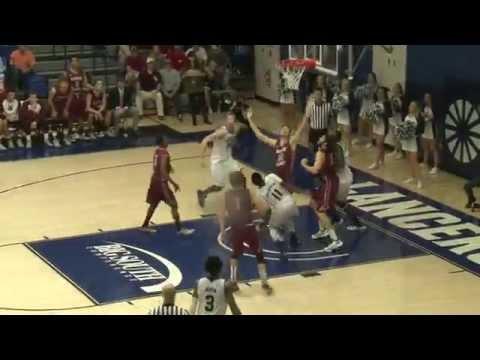 Longwood University Men's Basketball vs. Hampden-Sydney College 11/7/15