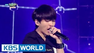 INFINITE (인피니트) - BAD [Music Bank HOT Stage / 2015.07.31]