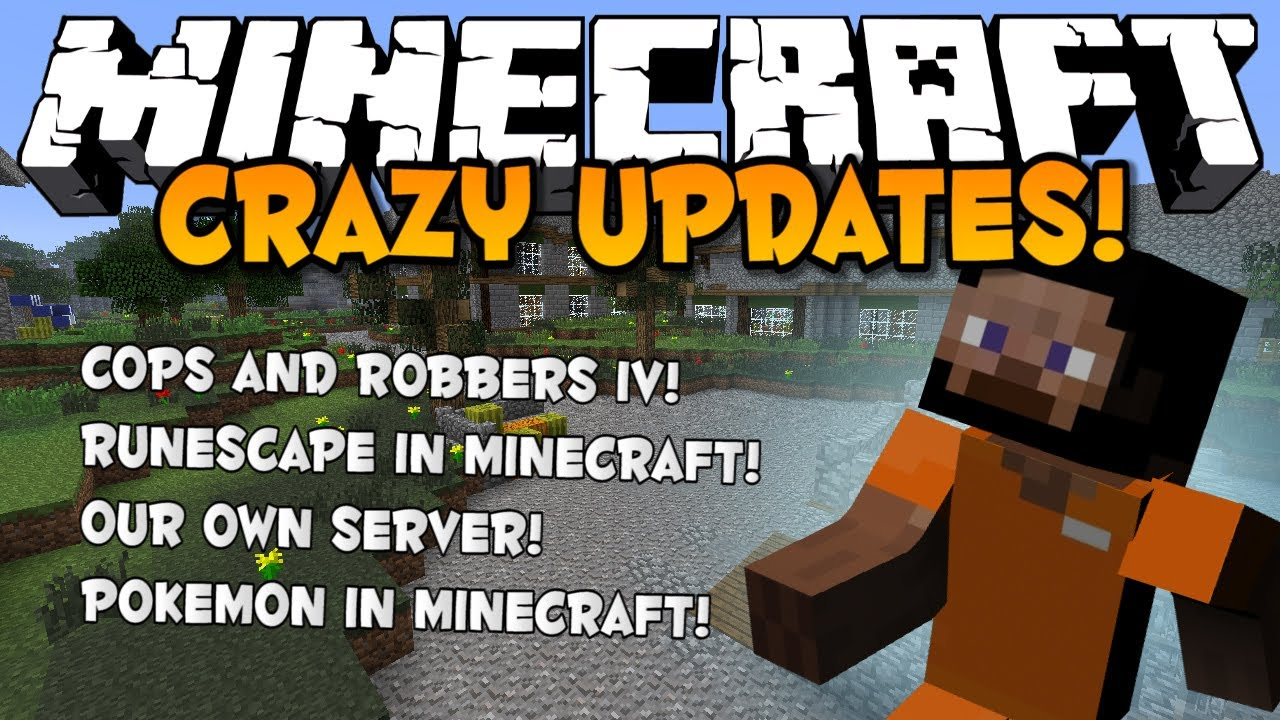 4 Ip And Robbers Server Address 1 6 Cops Minecraft