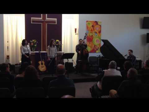 """Hallelujah"" by Sonya Shoup, Rachael Davis, Joshua Davis, Dominic Davis"