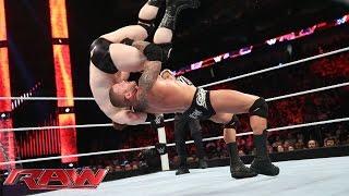 Randy Orton vs. Sheamus: Raw, June 8, 2015