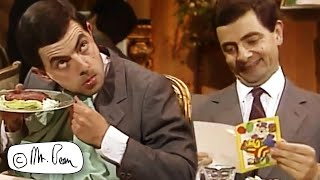 Steak Tartare BEAN | Mr Bean Funny Clips | Mr Bean