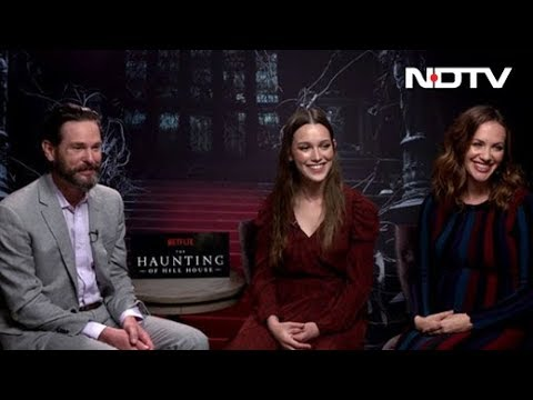 Meet The Stars Of The Haunting Of Hill House Youtube
