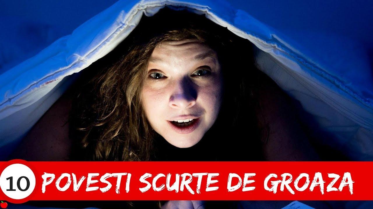 Top 10 Povesti Scurte de Groaza
