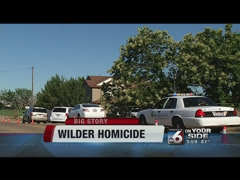Search for Wilder man following deadly shooting