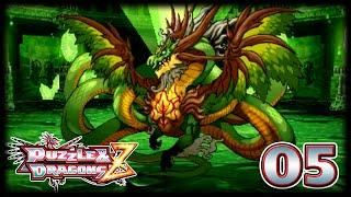 Puzzle & Dragons Z - Cap.05 ¡Horai, el Dragón Celestial de la Madera!