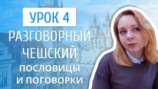 Урок 4. Разговорный чешский I Чешские поговорки и пословицы