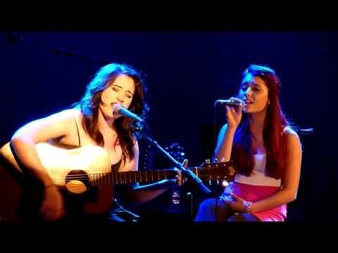 Emma Hunton & Ariana Grande - Britney Mashup at (le) Poisson Rouge