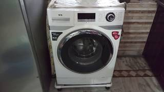 How to use ifb fully automatic washing machime front load model Executive plus vx 8.5kg 1400 rpm