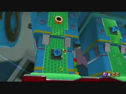 Super Mario Galaxy Gameplay