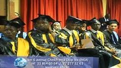 Universite EuroAfrique pub rentrée 2015-2016