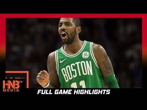 Boston Celtics vs Milwaukee Bucks 1st Half Highlights / Week 2 / 2017 NBA Season