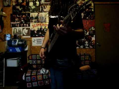 KoRn - Alive (guitar cover)