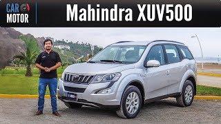 Mahindra XUV500 - Una interesante propuesta de la India