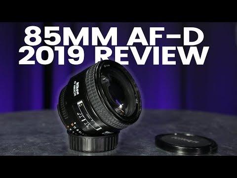 The Best Value Prime Lens For Video // Nikon 85mm AF-D F/1.8 2019 Review