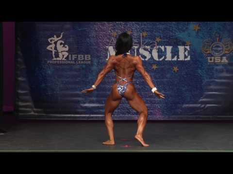 2017 IFBB Arctic Pro Women's Physique Finals