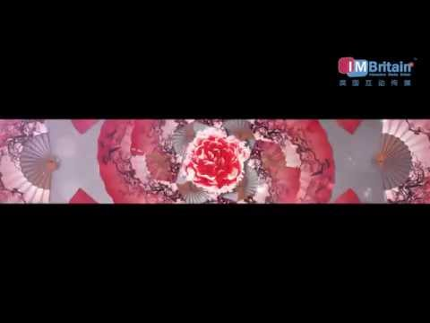 2015 Piccadilly circus China's national promotional video Enjoy China in different ways