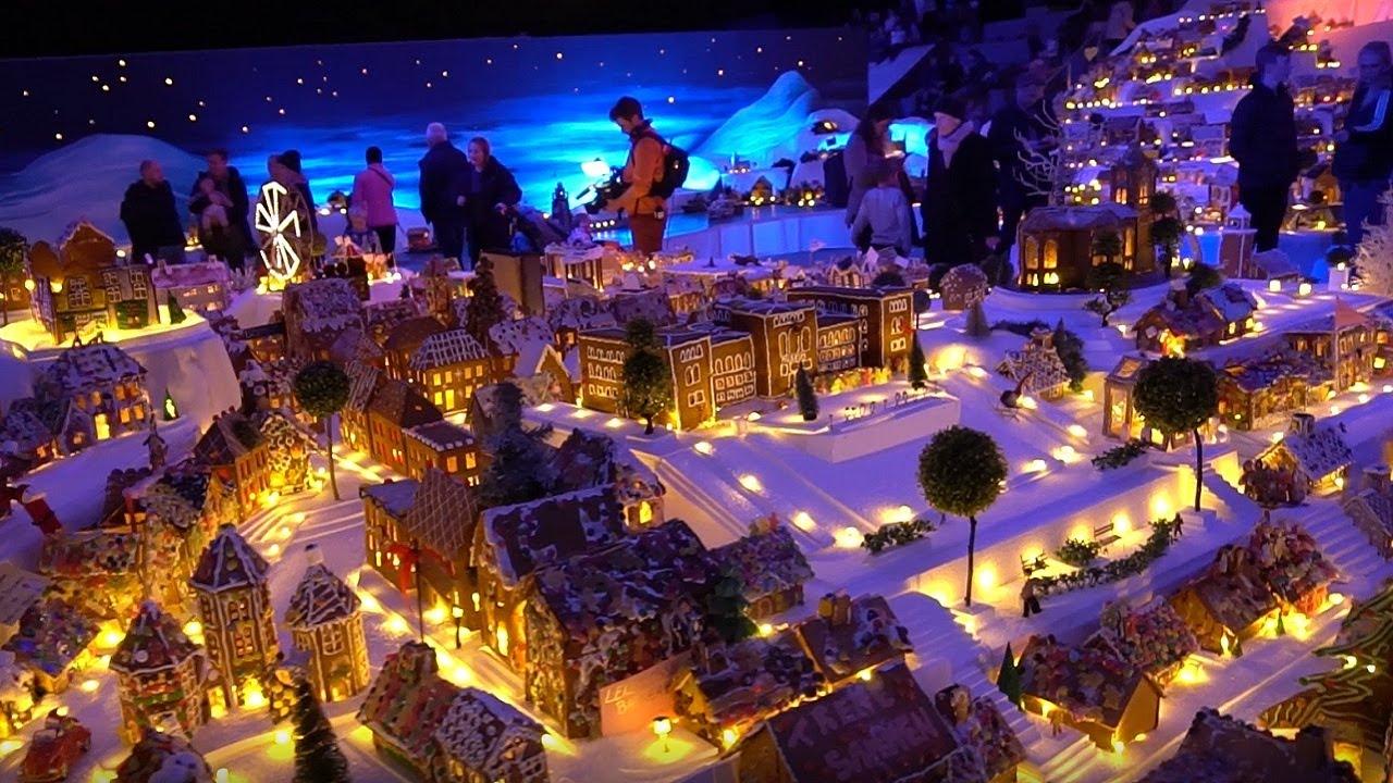 Thumbnail: Jul i Bergen 2020 - Føl på ekte julestemning!