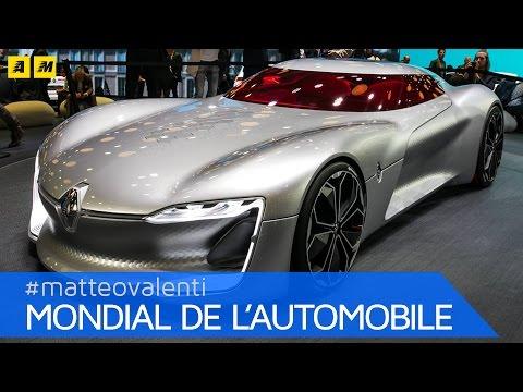 Renault Trezor Une Gt Lectrique I Renault Doovi