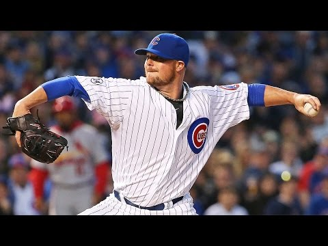 Jon Lester 2015 Highlights HD