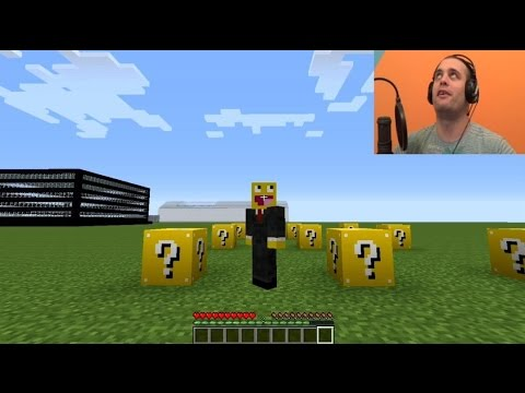 Minecraft Lucky Blocks vs MUTANT ENDERMAN [Srpski Gameplay] ☆ SerbianGamesBL ☆