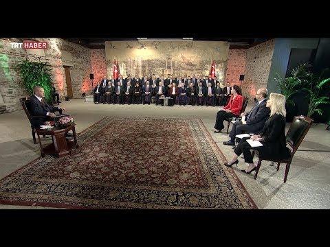 TRT Haber Özel Röportaj - 29.03.2019 - Cumhurbaşkanı Recep Tayyip Erdoğan