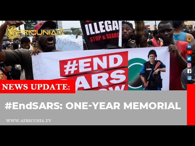 President Erdogan visits Togo; East Sudan protest; #EndSARS one-year memorial; Messi double