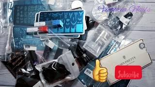 Мегараспаковка 25 посылок для маникюра с сайта Aliexpress Полезные и нужные товары