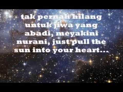 Ungu Seperti Bintang OST Bima Satria Garuda 'LIRIK'